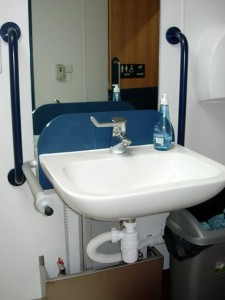 Y Height Adjustable Basin